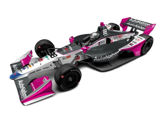DRV PNK Andretti
