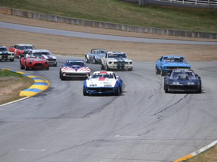 The Sportscar Vintage Racing Ass'n will invade Virginia Int'l Raceway on Sept. 19-22.