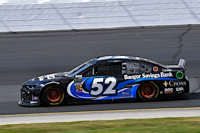 Austin Theriault and Bangor Savings Bank will be back with Rick Ware Racing for select events through the end of the season.