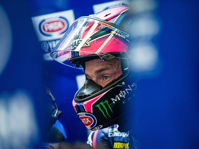 Alex Lowes Leaving Yamaha Superbike Team