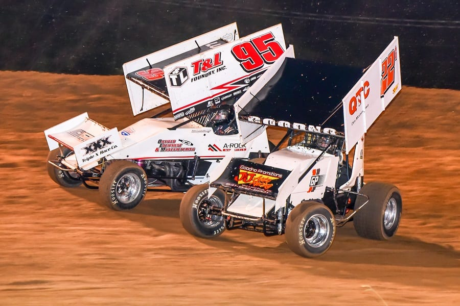 Nearly 60 Pre-Entries For Short Track Nationals