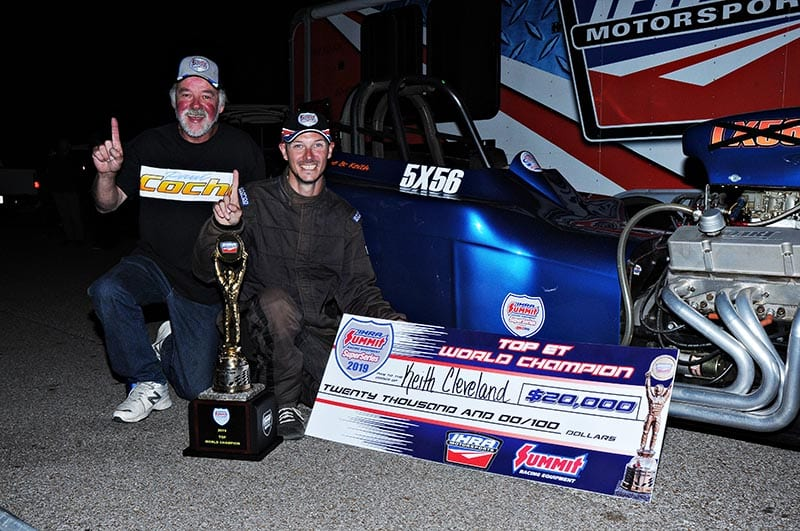 Champions Crowned At IHRA World Finals