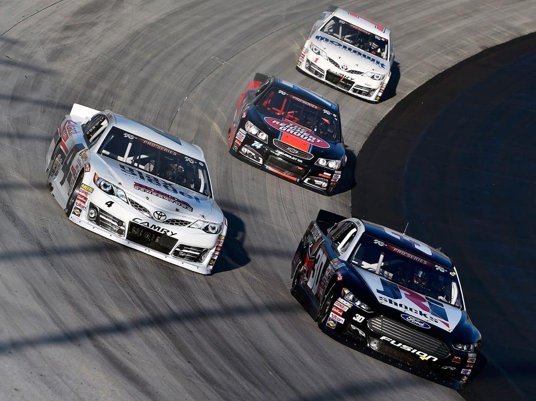 Seven Races For ARCA