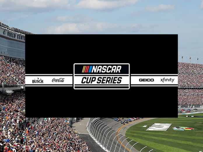 Busch Beer, GEICO, Xfinity and Coca-Cola have been named the four premier partners of the NASCAR Cup Series in 2020. (HHP/Tom Copeland)