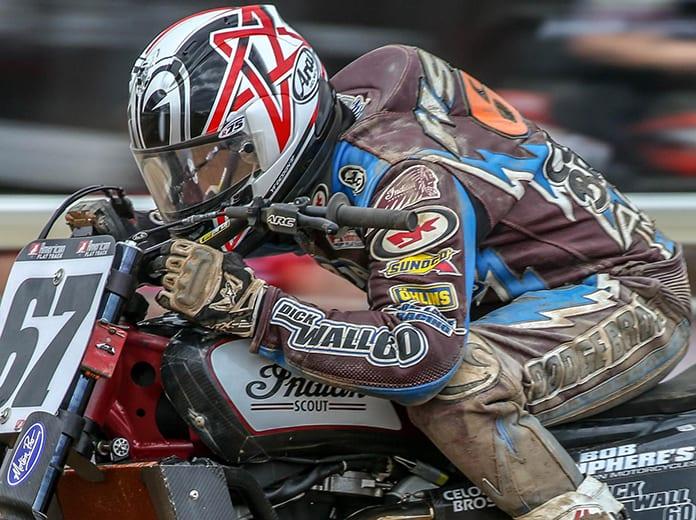 Davis Fisher has joined BriggsAuto.com Racing for the AFT SuperTwins season. (AFT/Scott Hunter Photo)