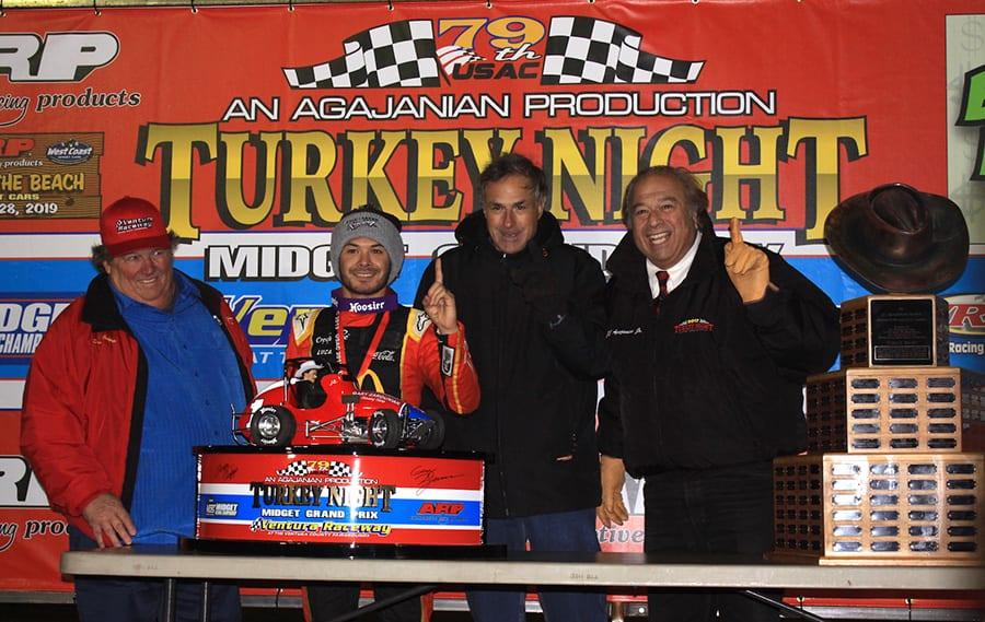ARP Continues Support Of Turkey Night Grand Prix