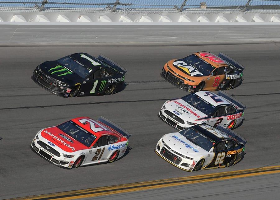 NASCAR & Daytona Condensing