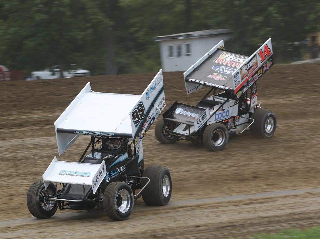 Three-Race Midwest Swing