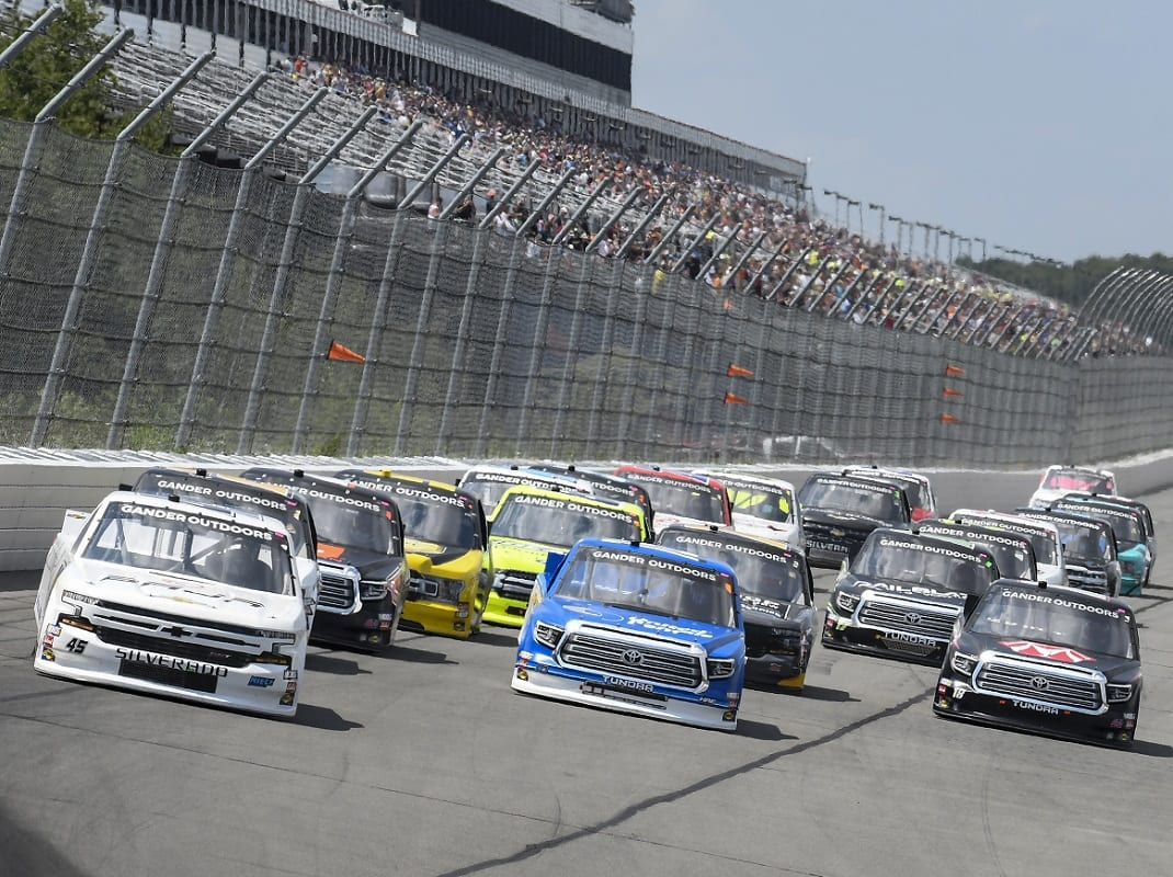 Pocono Truck Race