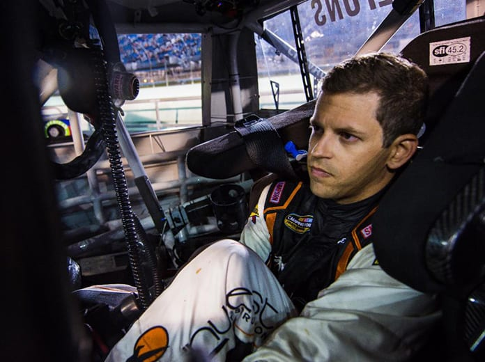 Robby Lyons has joined Diversified Motorsports Enterprises for Saturday's Truck Series race at Pocono Raceway.