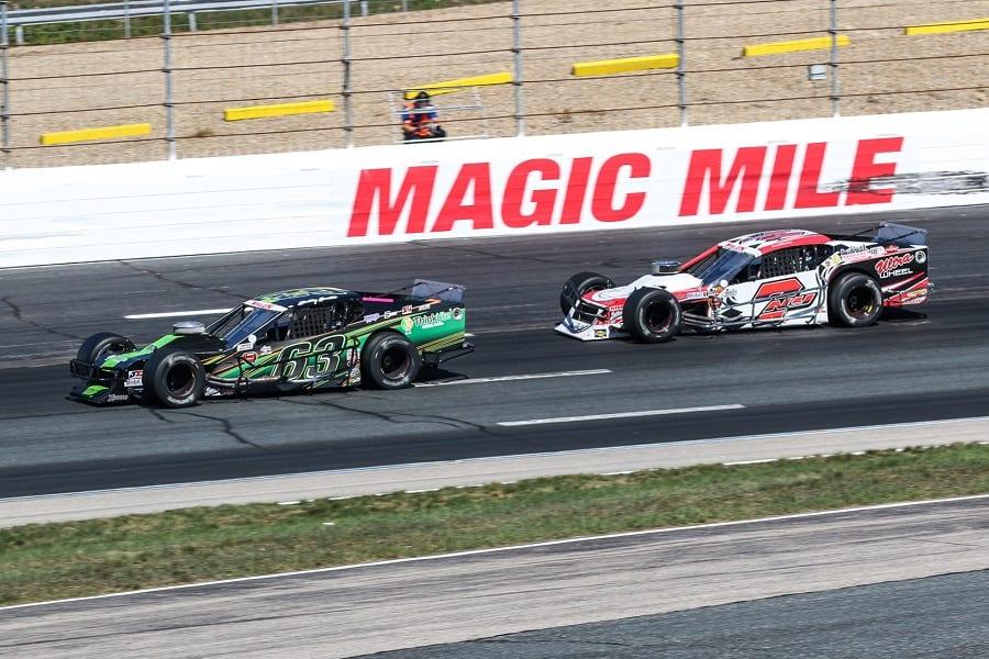 NHMS Confirms NASCAR Modified Tour Date