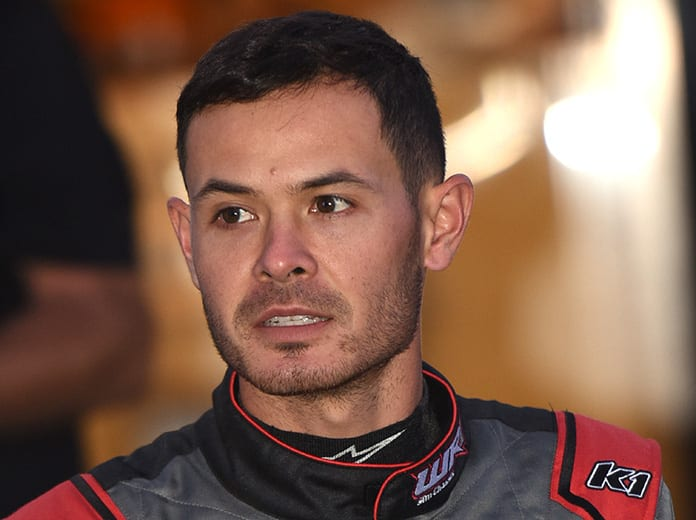 NASCAR has lifted Kyle Larson's suspension and he'll be allowed to return to competition beginning Jan. 1. (Paul Arch Photo)