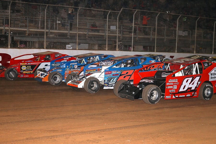 $50,000 On The Line During Speed Showcase 200