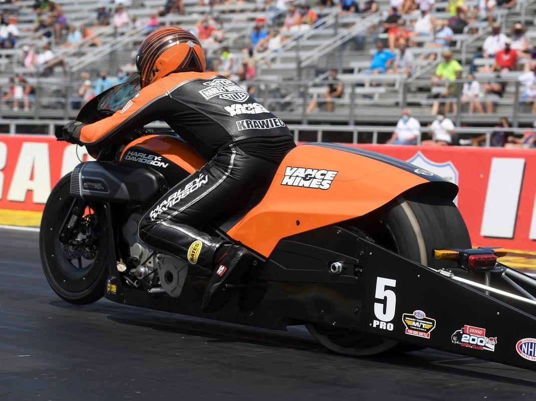 Harley-Davidson Ending