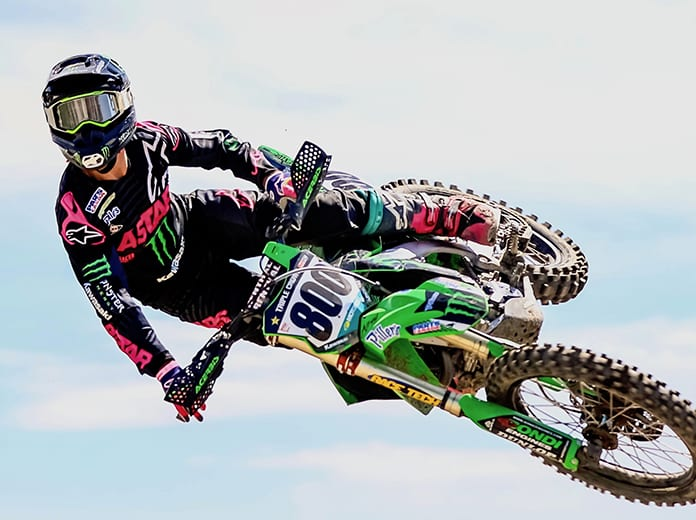 Alessi Set To Compete In Arenacross Series