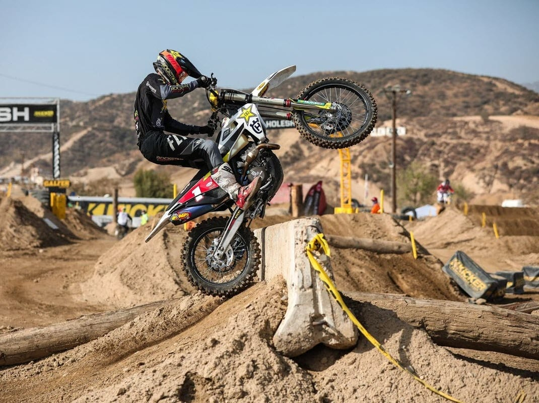 Haaker Secures Fourth EnduroCross Championship