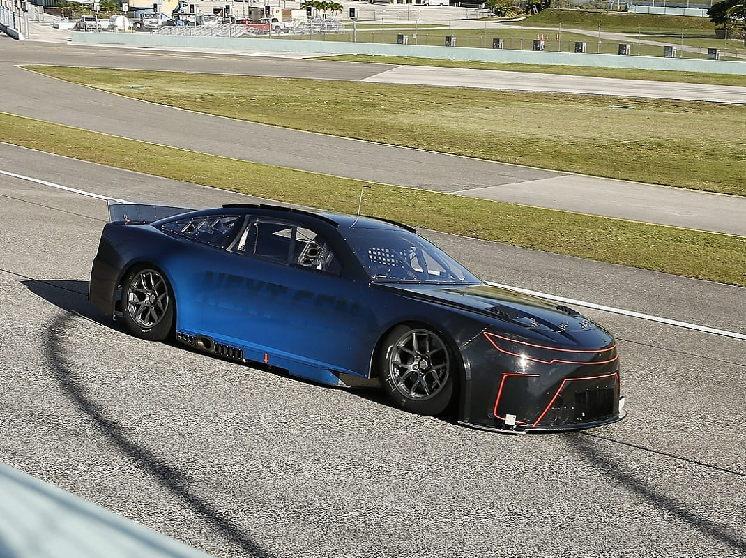 NASCAR's NextGen Car