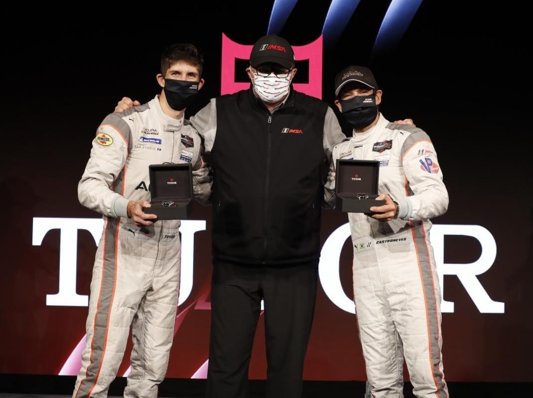 Acura Team Penske Survives
