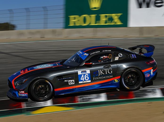 Team TGM has announced plans to compete in the Rolex 24 in January. (IMSA Photo)