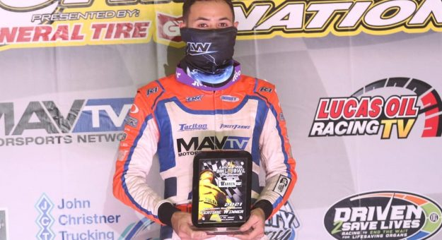 Larson Tops Tuesday Marathon