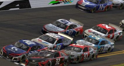 18 Races For eNASCAR Coca-Cola iRacing Series