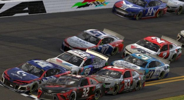 18 Races For eNASCAR