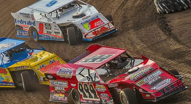 Officials from the United States Modified Touring Series have announced the 2021 series touring schedule. (USMTS Photo)