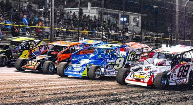 The Super DIRTcar Series will invade Volusia Speedway Park for the DIRTcar Nationals on Feb. 9-13.