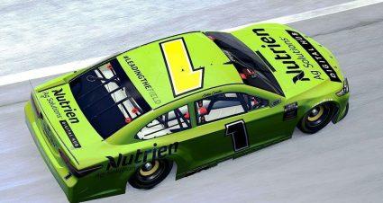 Elliott Sadler eSports Confirms Drivers & Main Partner