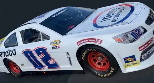 Young's Motorsports has launched an ARCA Menards Series program.