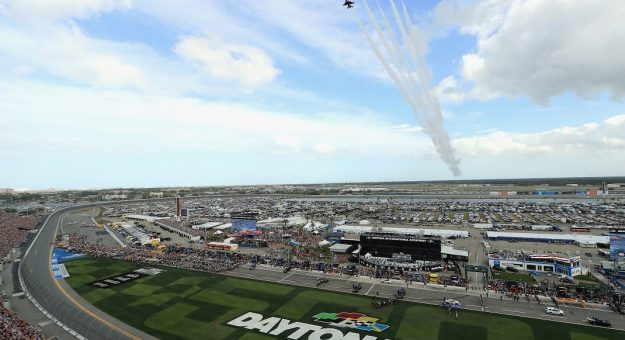 Complete Schedule For Daytona