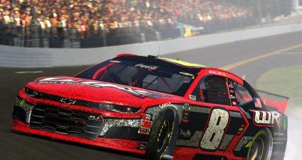 Conti Survives Chaos For Daytona eNASCAR Victory