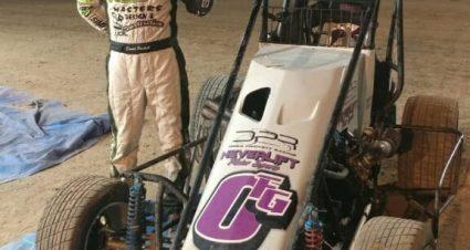 Prickett Is A Western Midget Racing Master
