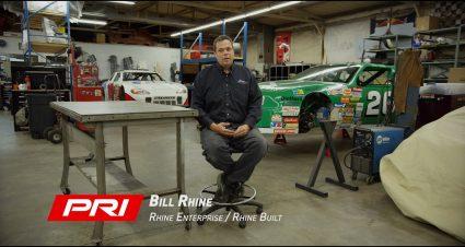 VIDEO: Bill Rhine: Restoring Racing's History