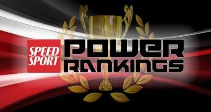 SPEED SPORT Power Rankings