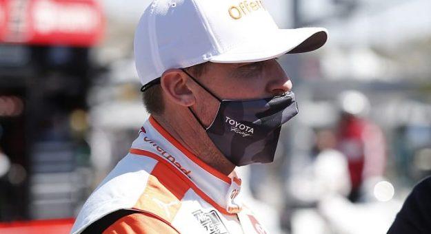 #11: Denny Hamlin, Joe Gibbs Racing, Toyota Camry Offerpad