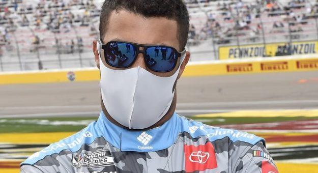 #23: Bubba Wallace, 23XI Racing, Toyota Camry Columbia Sportswear