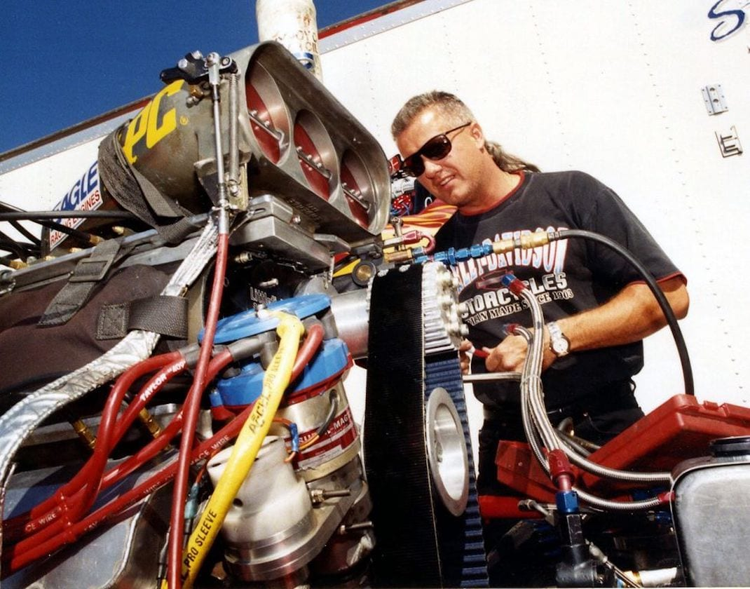Pro Mod Legend Cannon Named To IHRA Hall