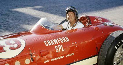 Ray Crawford Was A Thrill Seeker