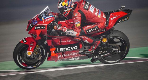 2021 Motogp Doha Gp Jack Miller Action Ducati Photo