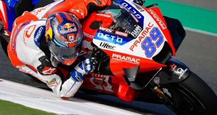 Rookie Jorge Martin Notches First MotoGP Pole