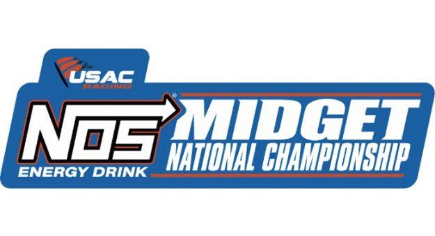 Usac Midget Nos Logo