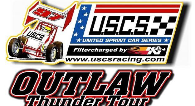 Uscs Outlaw Thunder Logo