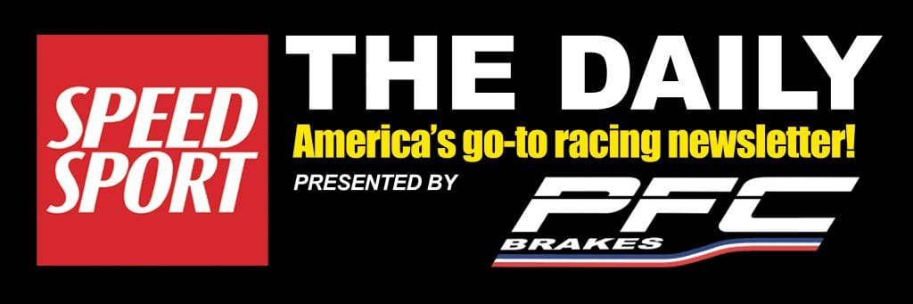 Speed Sport Daily Logo