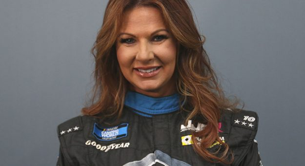 NASCAR has denied Jennifer Jo Cobb's request to compete in the NASCAR Cup Series race at Talladega Superspeedway.