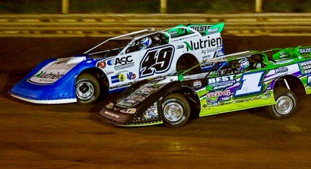 Jonathan Davenport 49 Tyler Erb 041521 Tyler Carr Photo
