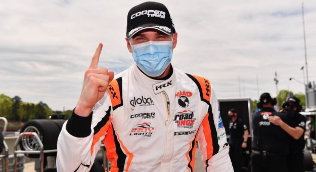 Il Race 1 Lundqvist