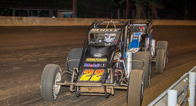 The Hoosier Hundred has been moved to the Terre Haute Action Track and been renamed the Sumar Classic. (Dallas Breeze photo)