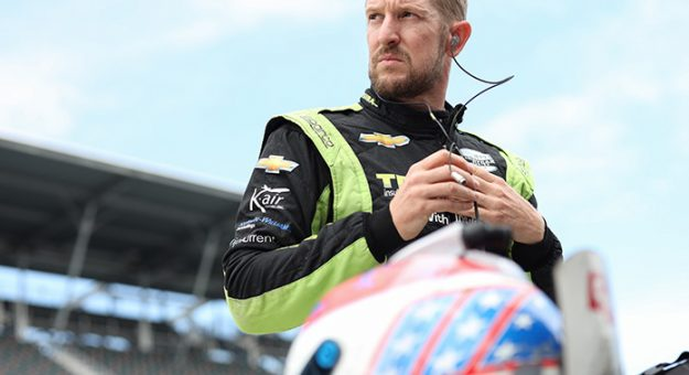ripKurrent is returning to support Charlie Kimball during the month of May. (IndyCar Photo)
