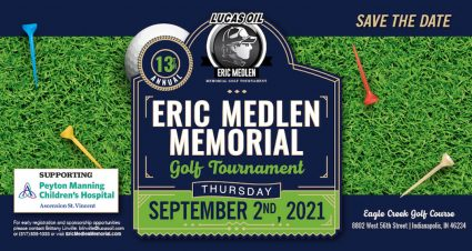 13th Lucas Oil Medlen Memorial Golf Tourney Set